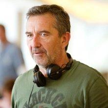 Non buttiamoci giù: il regista Pascal Chaumeil in una foto dal set