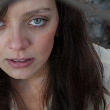 Registe - dialogando su una lametta: la regista Diana Dell'Erba in una foto promozionale