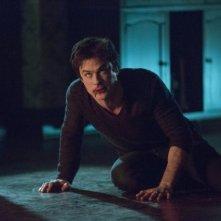 The Vampire Diaries: Ian Somerhalder in una scena dell'episodio No Exit