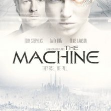 The Machine: la locandina