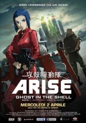 Ghost in the Shell Arise – Border 1: Ghost Pain in streaming & download