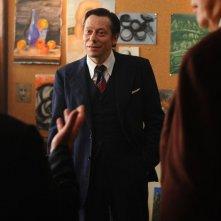 Jimmy P.: Mathieu Amalric in una scena tratta dal film