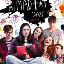 La locandina di My Mad Fat Diary