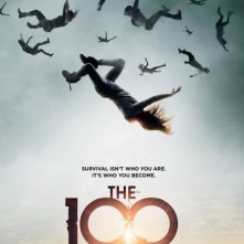 La locandina di The 100