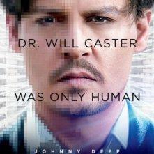Transcendence: la nuova locandina del film