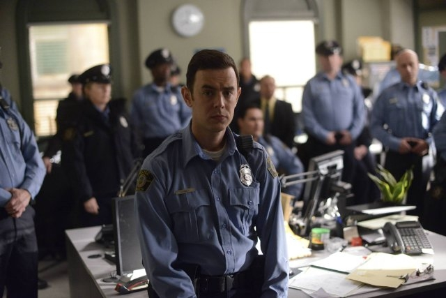 Fargo: Colin Hanks in una scena