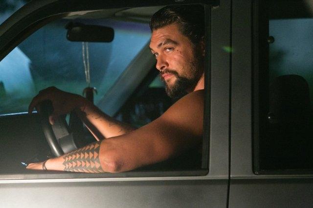 The Red Road: Jason Momoa in una scena della serie