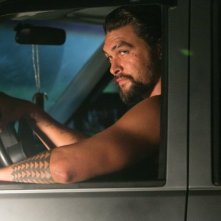 The Red Road: Jason Momoa in una scena della serie