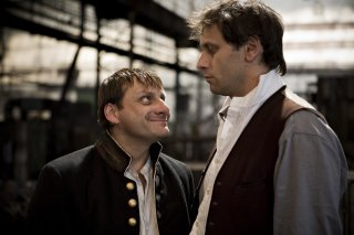 I fratelli Karamazov: un'immagine tratta dal film