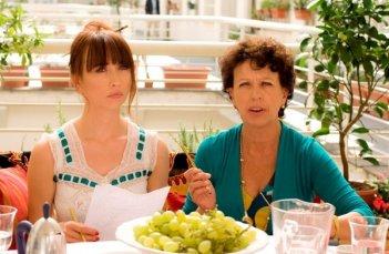 Ti sposo ma non troppo: Chiara Francini sul set con Paola Tiziana Cruciani