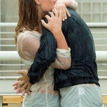 Ti sposo ma non troppo: Gabriele Pignotta e Vanessa Incontrada si abbracciano sul set del film