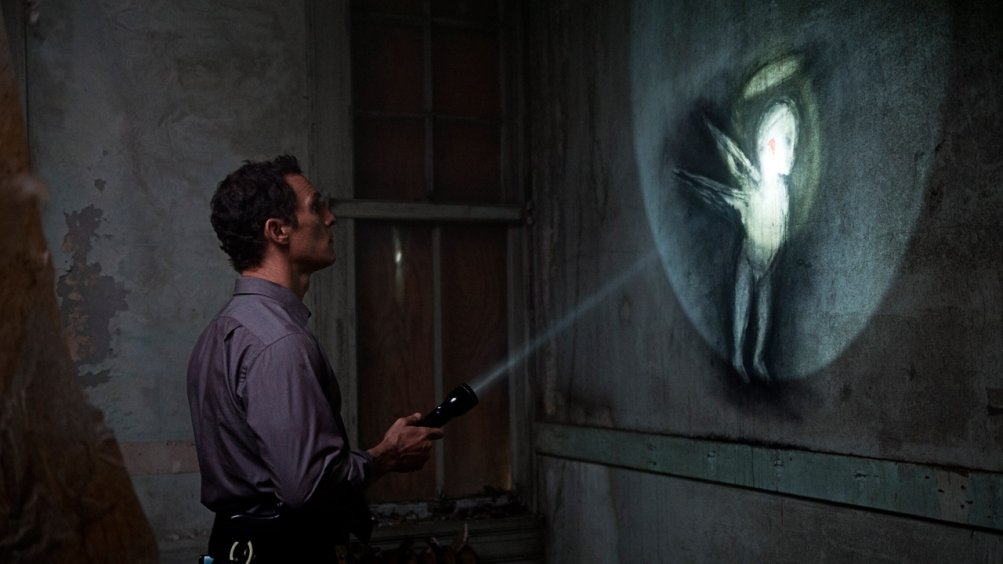 True Detective, Matthew McConaughey nell'episodio The Secret Fate of All Life