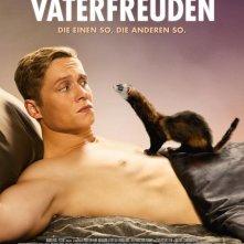 Vaterfreuden: la locandina del film
