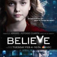 Believe: un nuovo poster della serie