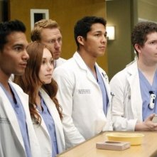 Grey's Anatomy: una scena dell'episodio You've Got to Hide Your Love Away