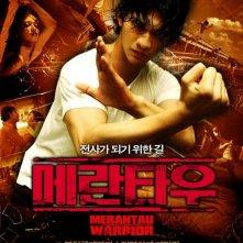 Merantau: la locandina del film