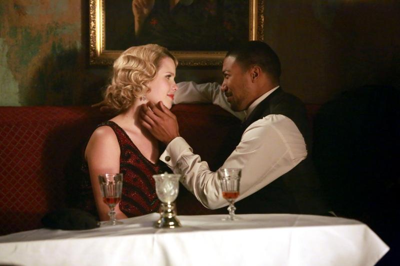 The Originals Charles Michael Davis E Claire Holt Nell Episodio Le Grand Guignol 301516