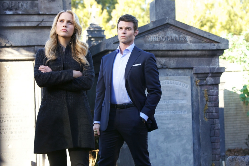 The Originals Claire Holt E Daniel Gillies In Farewell To Storyville 301508