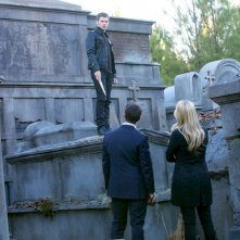 The Originals: Joseph Morgan, Claire Holt e Daniel Gillies in Farewell to Storyville