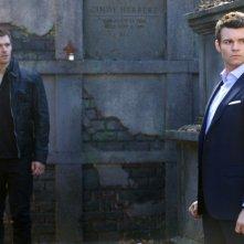 The Originals: Joseph Morgan e Daniel Gillies in Farewell to Storyville