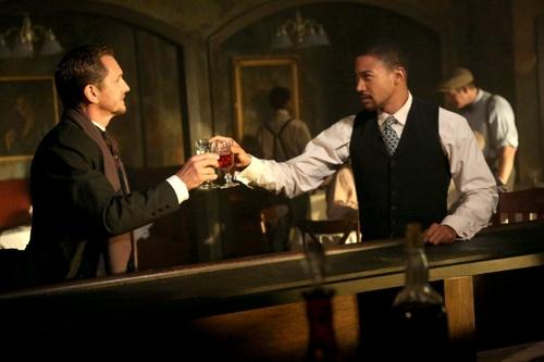 The Originals Sebastian Roche E Charles Michael Davis Nell Episodio Le Grand Guignol 301515