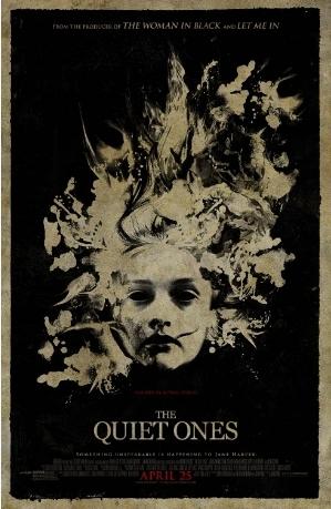 The Quiet Ones La Locandina Del Film 301401