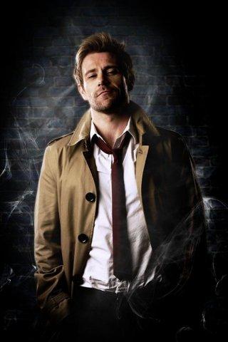 Constantine: Matt Ryan in un'immagine promozionale della serie