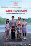 Father and Son: il poster italiano