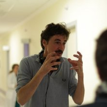 In grazia di Dio: il regista Edoardo Winspeare sul set del film