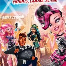 Monster High - Ciak si grida: la locandina del film