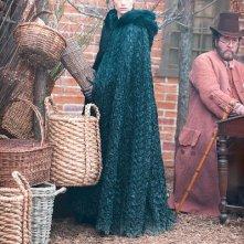Salem: Janet Montgomery in una scena della prima stagione