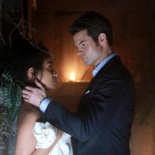 The Originals: Daniel Gillies e Raney Branch nell'episodio Le Grand Guignol