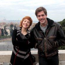 Un medico in famiglia 9: Edoardo Purgatori e Eleonora Cadeddu nell'episodio quattordici