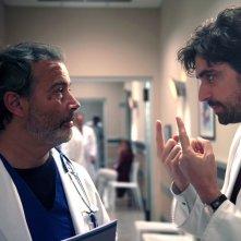 Un medico in famiglia 9: Flavio Parenti e Paolo Sassanelli nell'episodio tredici