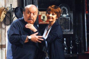 Un medico in famiglia 9: Milena Vukotic e Lino Banfi nel quinto episodio