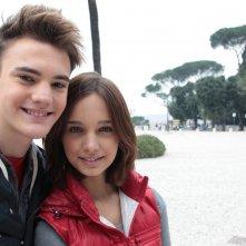 Un medico in famiglia 9: Riccardo Alemanni e Denise Tantucci nell'episodio quattordici