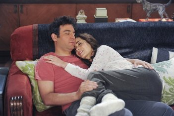 How I Met Your Mother: Josh Radnor e Cristin Milioti nel finale di serie