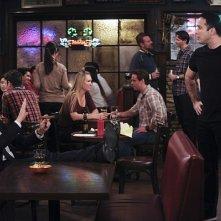 How I Met Your Mother: Neil Patrick Harris durante una scena del finale di serie