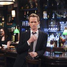 How I Met Your Mother: Neil Patrick Harris in una scena del finale di serie