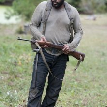 The Walking Dead: Chad L. Coleman nell'episodio Il bosco