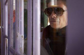 Nottetempo: Giorgio Pasotti in un momento del film