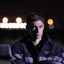 Nottetempo: Giorgio Pasotti in una scena del film nei panni di Matteo