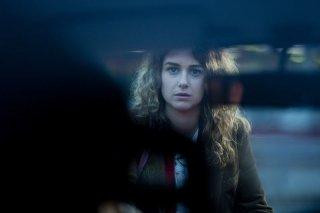 Nottetempo: Nina Torresi in un momento del film nei panni di Assia