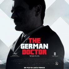 The German Doctor: il poster italiano del film