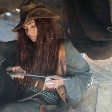 Black Sails: Clara Paget in una scena del secondo episodio della prima stagione