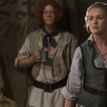 Black Sails: Hannah New in una scena del primo episodio