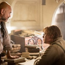 Black Sails: Mark Ryan una scena del primo episodio della serie