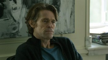 Nymphomaniac - Part 2: Willem Dafoe in una scena del film