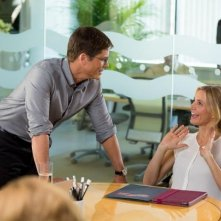 Sex Tape - Finiti in rete: Cameron Diaz discute con Rob Lowe