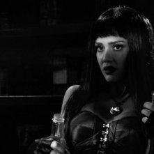 Sin City - Una donna per cui uccidere: un primo piano di Jessica Alba